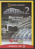 National Geographic: Megafabricas 2 Vol. 2 (DVD) AB Life Promotion