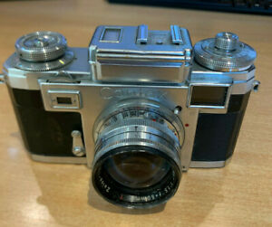 Contax III a     Typ: Sucher-Kamera A.55806