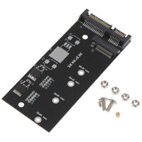 B+M key M.2 NGFF SSD to M.2 SATA 3 Raiser M.2 to SATA Adapter Expansion CaWF