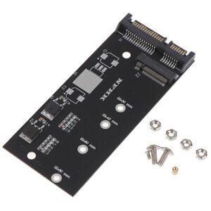 B+M Key M.2 NGFF SSD auf M.2 SATA3 Raiser M.2 auf SATA Adapter Erweiterungskarte