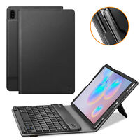 """Bluetooth Keyboard Case Cover for Samsung Galaxy Tab S6 10.5"""" SM-T860/T865/T867"""
