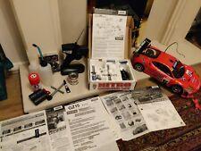 Kyosho PureTen Fazer nitroRc Car 1/10 scale