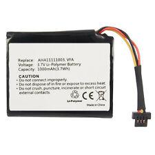 AHA11111003, VFA Battery for TomTom Start 60 60M 60EU, VIA 1605 1605M 1605TM GPS