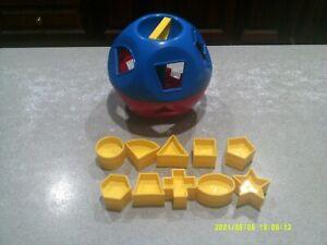 Tupperware Shape O Ball ( Complete ).