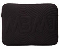 "Marc by Marc Jacobs Laptop Sleeve 13"" MBMJ Quilted Black NEW"
