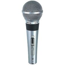 Shure 565SD-LC Cardioid Dynamic Classic Unisphere Vocal Microphone OB