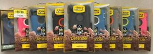 New Original Otterbox Defender Case w/ Holster for Apple iPhone 6 & iPhone 6s !