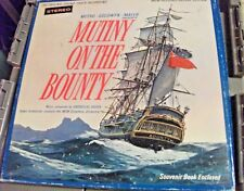 Mutiny on Bounty soundtrack Deluxe edition LP & book 1962