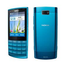Unlocked Original Nokia X3-02 Mobile Bar Touch Phone 3G WCDMA 5MP Wifi Bluetooth