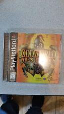 PS1 Oddworld Abe's Exodus, Playstation One