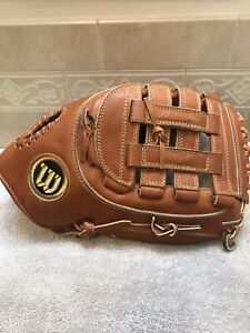 "Wilson A2000 PS1 Pro Select Gold Label 13"" Baseball Softball Glove Right Throw"