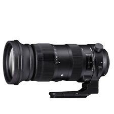 NEW Sigma 60-600mm f4.5-6.3 DG OS HSM Sport Lens - SIGMA SD Fit (UK Stock) BNIB