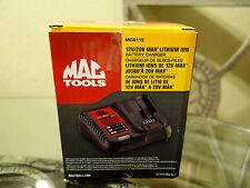 Mac Tools 12V/20V Battery Pack Charger MC115 - 20 Volts (Dewalt Batteries Too)