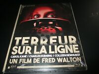 """BLU-RAY NEUF """"TERREUR SUR LA LIGNE"""" Carol KANE / de Fred WALTON - horreur"""