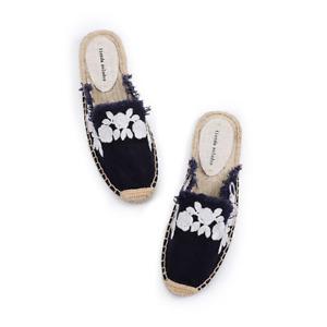 2021 Women's Shoes Slippers Cotton Fabric Hemp Rubber Summer Hot New