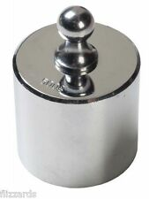 Calibration Weight - Carbon Steel w/Chrome Plating, 500 Gram