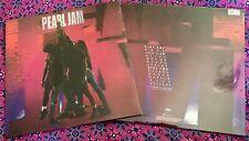 Pearl Jam Ten Sealed Vinyl LP Includes Even Flow Jeremy & Alive