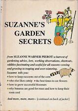 SUZANNE'S GARDEN SECRETS