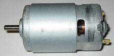 770 Size Electric Robot Motor - 12 VDC - 50 Watt - 10000 RPM Large Hobby Motor