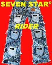 Jeans SEVEN STAR RIDER g 33/32 Vintage Rocker Clubwear