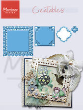"MARIANNE DESIGNS LR0234 ""SQUARE FRAMES""  CRAFTABLE DIES FOR SCRAPBOOKING"