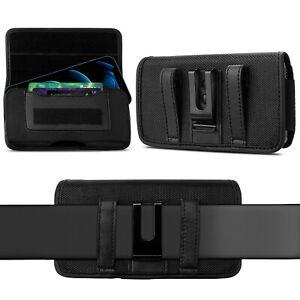For Motorola Moto G60s Case Belt Clip Holster Loop Pouch Card Holder