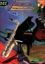 An Approach to Jazz Improvisation: A Step-by-Step Guide for All Musicians (Music