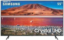 "Televisore Smart TV Samsung 55"" UE55TU7092 ULTRA HD 4K HDR DVB-T2 WiFi BLUETOOTH"