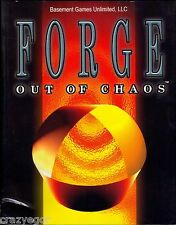 Forge Out of Chaos  RPG Core Rule book Basement Games *FS