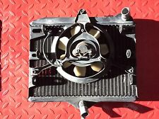 Yamaha Vmax 1200 85-97 Complete Radiator Unit W/ Fan And Grill
