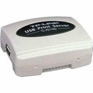 Print Server Usb To Ethernet TpLink