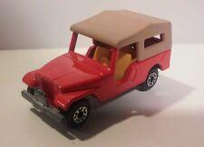 Matchbox Lesney No. 53 Cj6 Jeep Superfast