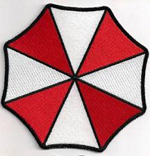 Resident Evil - Umbrella logo   - Patch  Aufnäher  neu zum aufbügeln