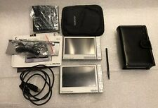2 x Archos 605 Wifi Digital Media Mp3 Player With Remote Control And Extras