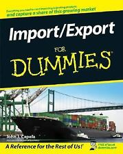 Import/Export For Dummies (For Dummies (Business & Personal Finance))-ExLibrary