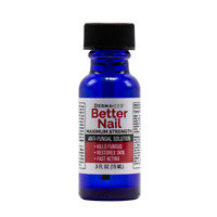 Better Nail - Maximum Strength 25% Solution for Anti Fungal Nail Support | .5oz