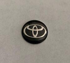 logo clé voiture sticker Autocollant TOYOTA 3D 14mm télécommande envoi Gratuit
