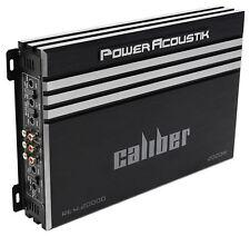 Power Acoustik RE4-2000D 2000 Watt 4-Channel Class A/B Car Stereo Amplifier Amp