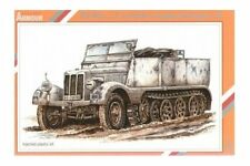 SPECIAL ARMOUR 72002 1/72 Sd.Kfz.11 Leichter Zugkraftwagen 3t