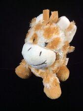 "Nat & Jules Giraffe Gemma Plush Soft Toy Stuffed Animal 6"" N00042"