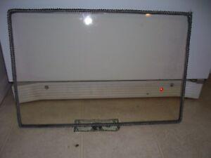 "Quadrafire Side Glass and gasket 4 5/8"" x 9 1/16"" 832-2000-AMP"