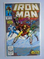 Iron Man (1st Series) #240, Direct Edition, 8.5/VF+ (1989)