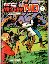 ¤ MISTER NO n°85 ¤ 1982 MON JOURNAL