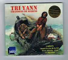 TRI YANN - CHANSONS DE MARINS - CD 14 TITRES - 2012 - NEUF NEW NEU