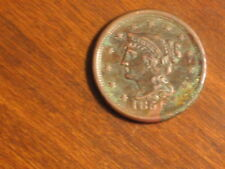 1851 Large Cent - Extra Fine