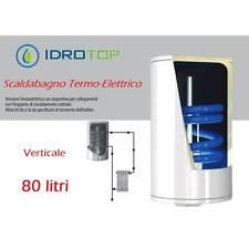 Scaldabagno Termo-Elettrico ST Verticale LT80 con Serpentino