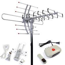 Strong Digital Amplified Antenna HDTV 1080P Outdoor HD TV 150M 360 Rotor UHF/VHF