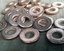 20pc, Metal Stamping Blanks, Bronze Washer, Made In USA, 20 pc- Jewelry Discs