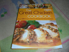 Reader's Digest : Great chicken Cookbook over 230 recipes cooking baking book