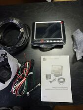 Federal Signal Camset56-Ntsc-2 Back Up Camera System Complete New